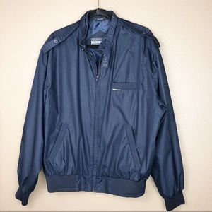 MEMBERS ONLY | Dark Blue Jacket Large